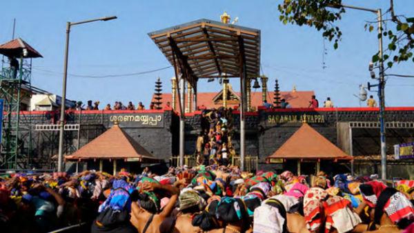 சபரிமலை ஐயப்பன் கோவில் நடை இன்று திறப்பு - கொரோனா தடுப்பூசி போட்ட பக்தர்களுக்கு மட்டுமே அனுமதி