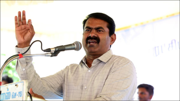 Seeman says, Even if Rajini and Kamal face the election together, nothing will change