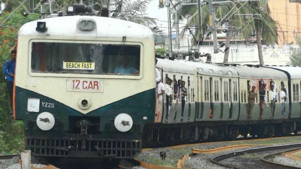 சென்னையில் இன்று முதல் கூடுதலாக 90 மின்சார ரயில்கள் இயக்கம்... தெற்கு  ரயில்வே அறிவிப்பு..! | An additional 90 electric trains will run in Chennai  from today - Tamil Oneindia