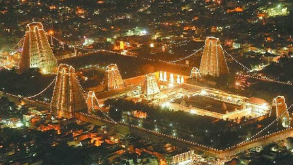 Thiruvannamalai Mahadeepam can be devottes see till December 9