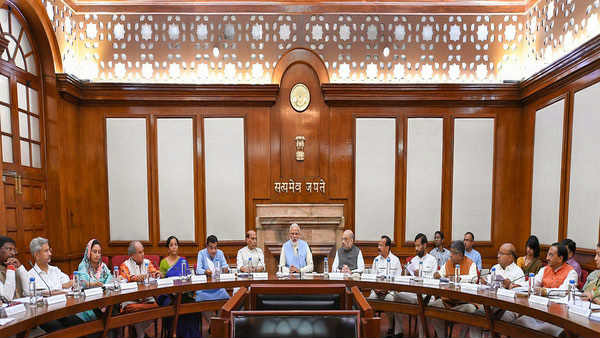 Union cabinet to meet on today