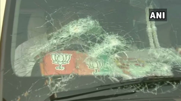 Amit Shah condemns attack on convoy of BJP national president JP Nadda in WB