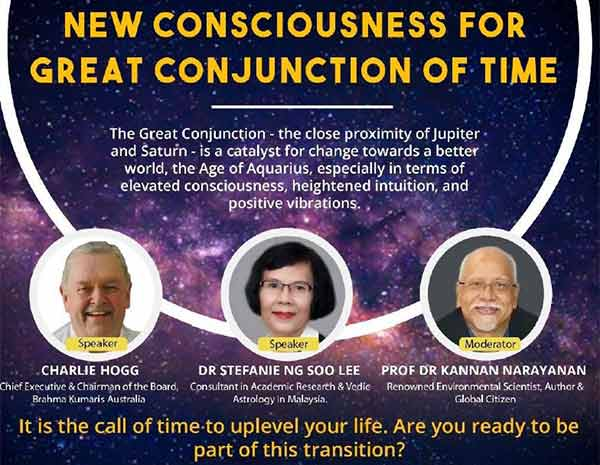 Brahma Kumaris Malaysia hosted a Global LIVE Public Forum