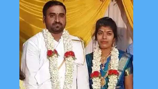 Bride Marries Guest After Groom Runs Away In Karnataka