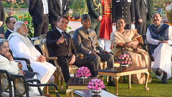 Chief Guests on Indian Republic Day Parades