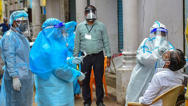TN Reports 569 new Coronavirus cases, 642 discharges, and 7 deaths