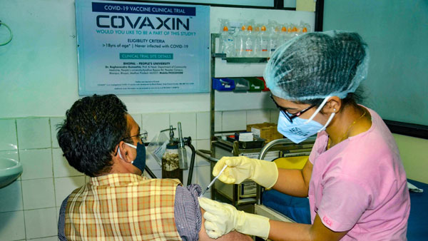 These Seven states to get Covaxin from next week