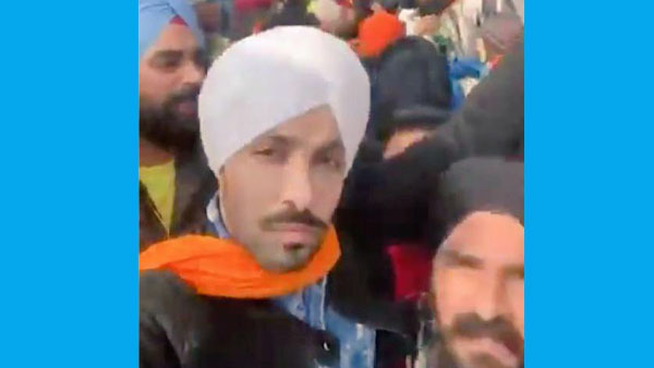 Actor Deep Sidhu, Accused of Instigating Delhi Protesters Named in FIR