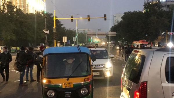 Normalcy returns to Delhi, All Traffic movement normalises