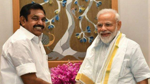 Meeting with Prime Minister Modi on Jan. 19: Chief Minister Edappadi  Palanisamy will travel to Delhi tomorrow - oceannews2day