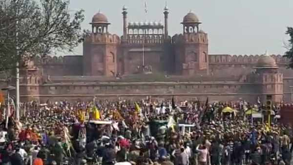Over 100 protesters from Punjab missing after Red Fort incident, claims NGO