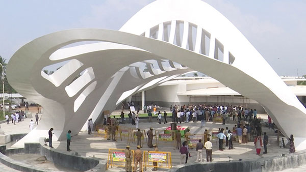 Jayalalithaa Memorial design highlights
