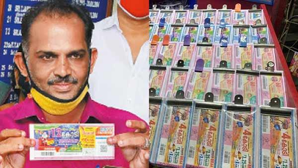 தென்காசிகாரருக்கு அடித்தது ஜாக்பாட்..விற்காமல் இருந்த ஒரு லாட்டரி டிக்கெட்..விழுந்தது 12 கோடி பரிசு!