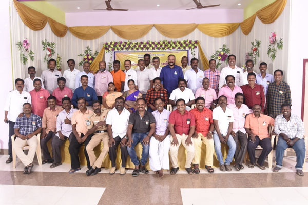 Reunion of Memories: Madurai Dhanapaul Higher Secondary School students meet after 30 years