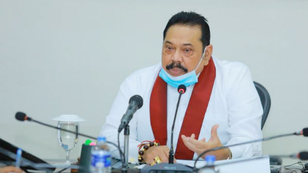 Mahinda Rajapaksa explains on Colombo East Container Terminal issue
