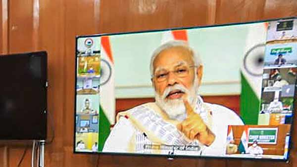PM Modi to meet chief ministers over Coronavirus vaccine rollout