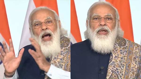 """""""ரொம்ப கஷ்டப்பட்டோம்.."""" கொரோனா தடுப்பூசி பணியை துவங்கியபோது.. உணர்ச்சி வசப்பட்ட மோடி!"""