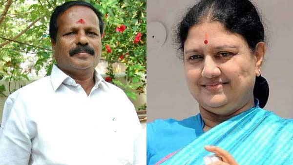 Sasikala Jathagam Rahu Dasha for health issue ex MLA prays for Nagaraja temple