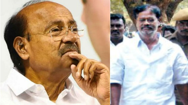 PMK founder Ramadoss brother Srinivasan has passed away