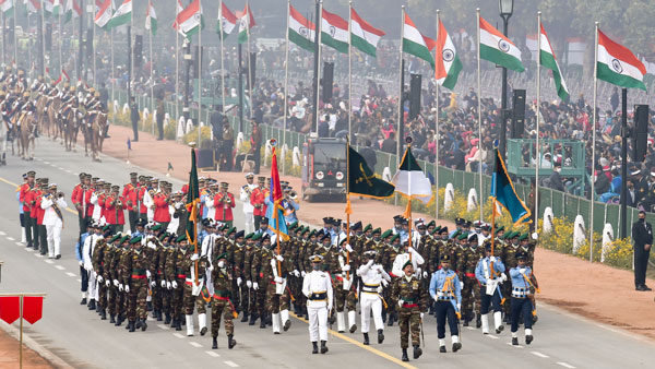 Republic Day Parade 2021 LIVE updates in Tamil