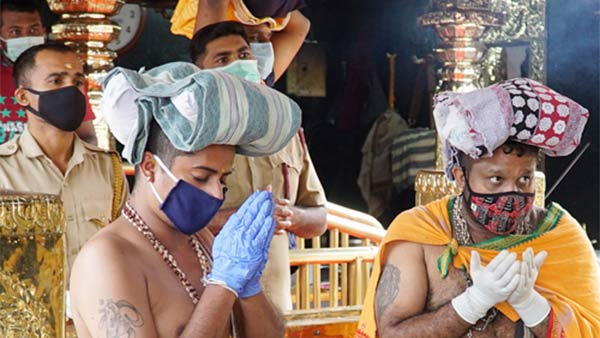 Sabarimala darshan booking starts from today for Jan 8 to Jan 19