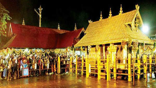 Makara vilakku Pooja today at Sabarimala