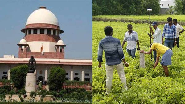 A Review Plea filed in SC on Chennai-Salem expressway case