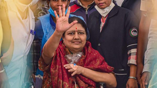 4 ஆண்டுகள் சிறை தண்டனை நிறைவு- பெங்களூரு சிறையில் இருந்து இன்று காலை 10.30 மணிக்கு சசிகலா விடுதலை!