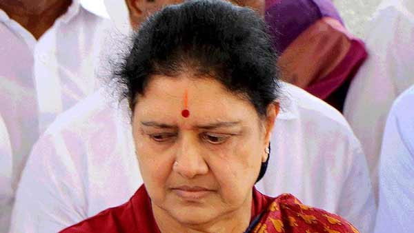 Victoria hospital medical report about Sasikala
