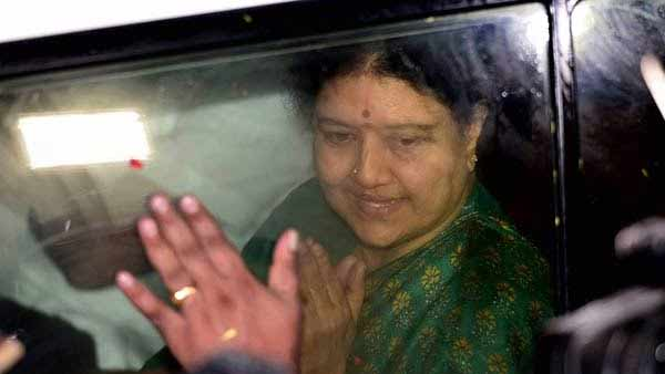 CT scan for Sasikala Transfer to Victoria Hospital