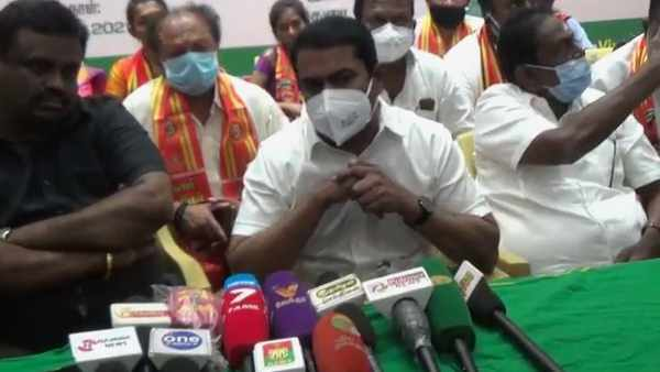 TN Assembly Election: Seeman slams BJP leaders Election Campaign