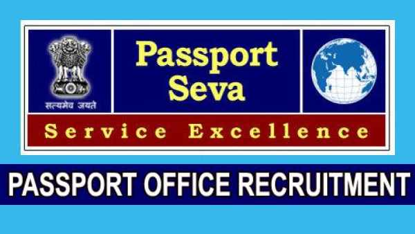 16 vacancies in the Central Passport Offices