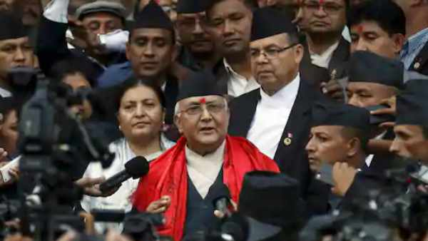 Nepal PM KP Oli Expelled from Communist Party by Prachanda Faction
