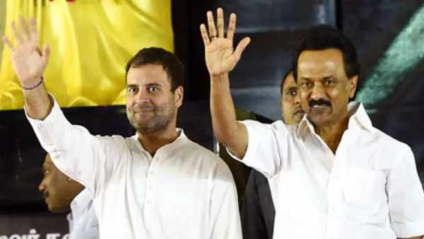 Rahul Gandhi says that his party accepts MK Stalin as CM Candidate