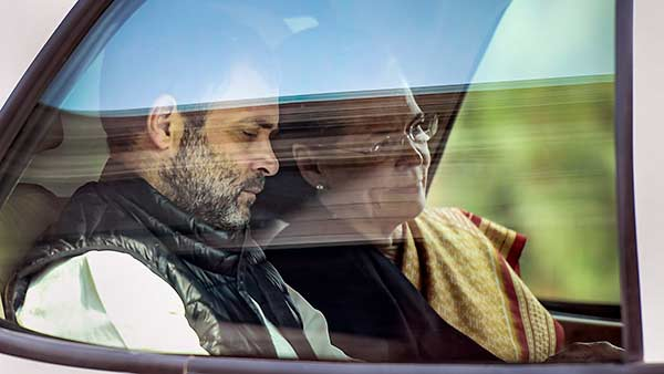 cwc meeting congress president election after state polls rahul gandhi