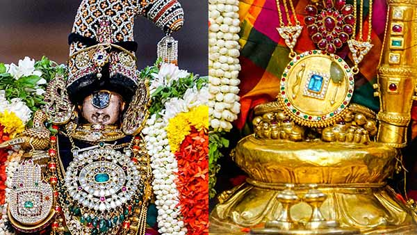 Srirangam Ranganathar Temple Festivals High Court orders to hrced filing of report