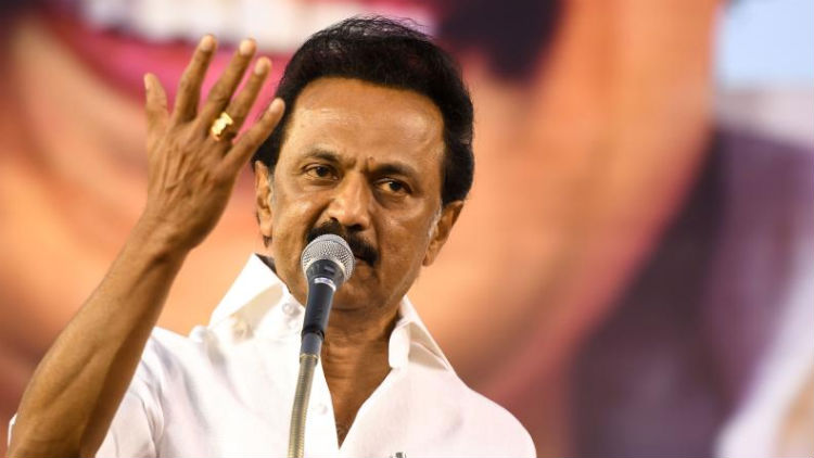 MK Stalin urges India should support to Srilankas war-crimes to International Court