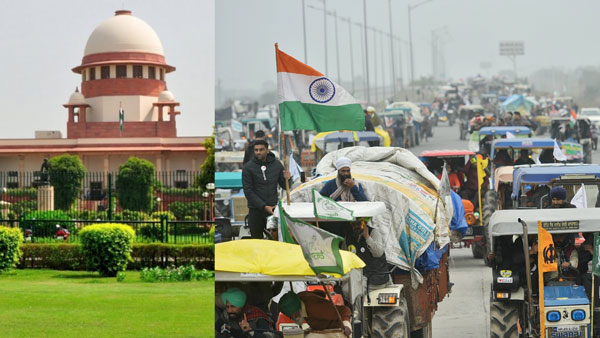 SC asks Centre to withdraw plea against Farmers tractor rally on Republic Day