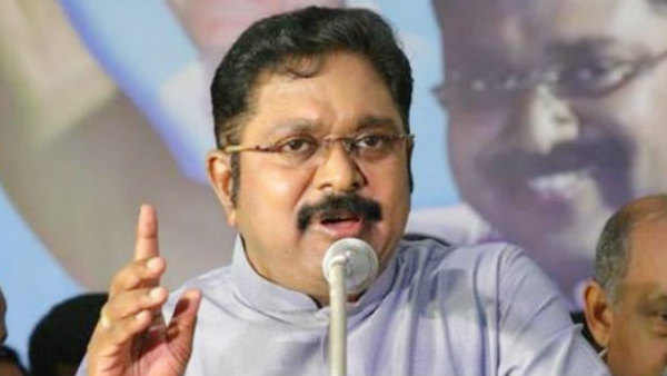 TTV Dinakaran condemn demolition of the Mullivaikkal monument