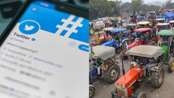 Twitter Suspends Over 500 Accounts After Tractor Rally Violence In Delhi