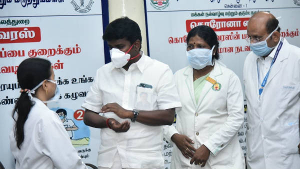 Covid vaccination: vaccines are safe says Minister Vijayabaskar