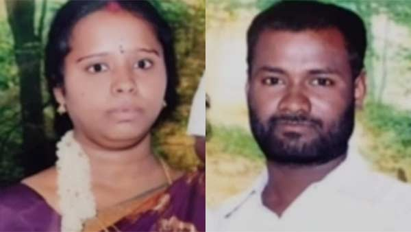 Wife murdered husband in Kovilpatti