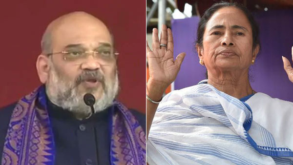 Mamata Banerjee Will Say Jai Shri Ram Before Polls Amit Shah