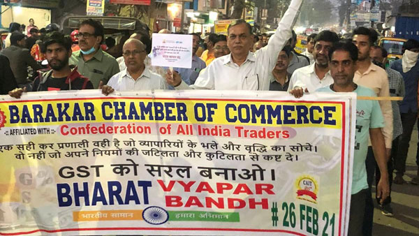 Bharat Bandh : Transporters, Traders, Farmers Unions to Protests Against Fuel Price Hike, GST