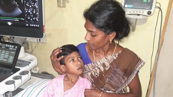 உயிருக்கு போராடும் 8 வயது சிறுவன் ஹரீஷ்... உங்களால் முடிந்த உதவியை செய்யுங்கள் ப்ளீஸ்!