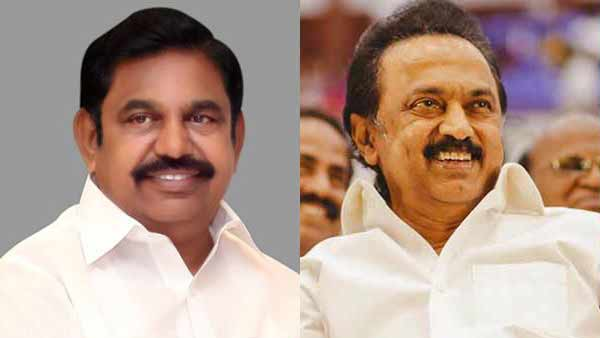 MK Stalin knowing government moves, says CM Edappadi Palaniswami