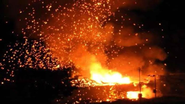 Sivakasi Kalaiyarkurichi firecracker factory blast 3 injured