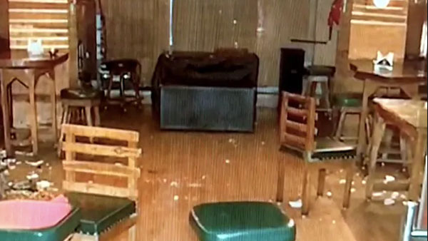 Valentines Day : 17 Arrested For Vandalising Restaurant In Bhopal
