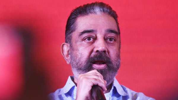 Kamal Haasan tweets about LPG gas cylinder price hike