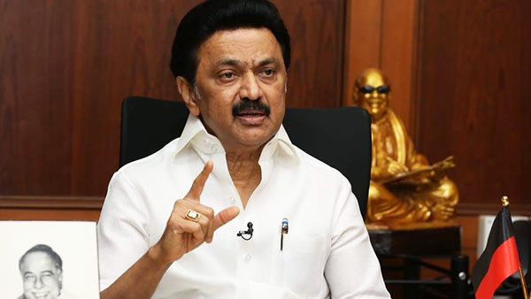 CM continue to protect the officers DMK will launch a massive protest says MK Stalin